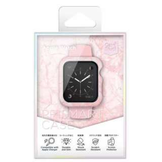 AppleWatch 40mm (Series4)(Series5) CaseStudi PRISMART Case Marble Pink CSWTPRM40MP