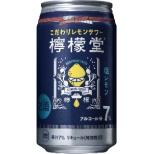 檸檬堂 塩レモン (350ml/24本)【缶チューハイ】