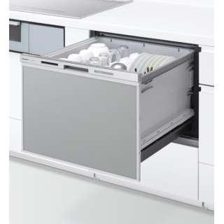 ビルトイン食器洗い乾燥機 M8シリーズ シルバー NP-60MS8S [7人用]