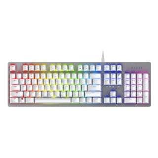 RZ03-02521900-R3M1 ゲーミングキーボード Huntsman(英語配列) Mercury White [USB /有線]