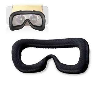 Nintendo Labo VR KIT専用 ゴーグル用フェイスクッション ブラック GM-NSVC01BK
