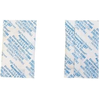 ゼラスト 高性能乾燥剤 アクアソービット[[R上]]ZXT (2gX250個入) ZXT-002-KW250