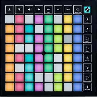 Ableton Live パフォーマンスコントローラ LaunchPad X ブラック