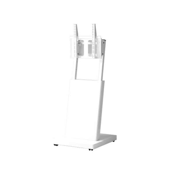 モニタースタンド [1画面 /32~40インチ] DSS-M32W2 ホワイト