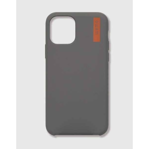 wemo ウェアラブルメモ ケースタイプ iPhone 11pro用 ダークグレー WEMO-CDG-11PRO