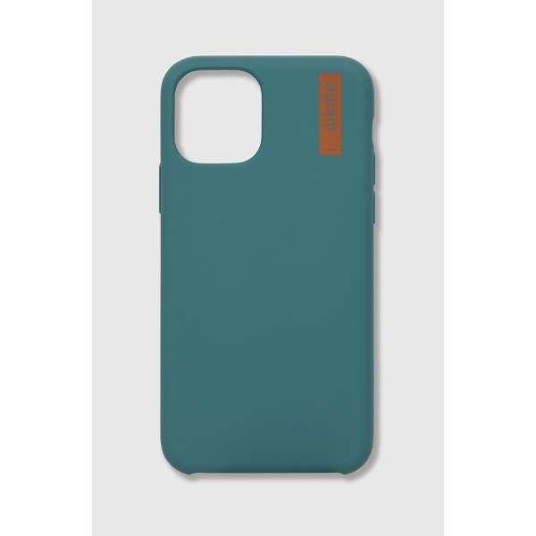 wemo ウェアラブルメモ ケースタイプ iPhone 11pro用 ブルーグリーン WEMO-CBG-11PRO