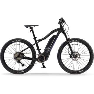 【eバイク】 27.5×2.25型 電動アシストMTB  YPJ-XC(Mat Black 2/外装11段変速)【Lサイズ/2020年モデル】 【組立商品につき返品不可】