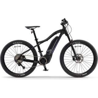 【eバイク】 27.5×2.25型 電動アシストMTB  YPJ-XC(Mat Black 2/外装11段変速)【Mサイズ/2020年モデル】 【組立商品につき返品不可】