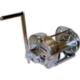 マックスプル 手動ウインチ(溶融亜鉛メッキ付き) GM-20-GS