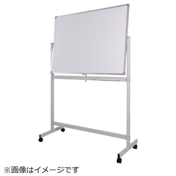 WRITEBEST 回転ボード両面 白×白 1200×1800 DPS46