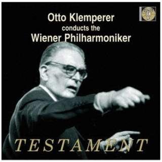 オットー・クレンペラー(cond)/ クレンペラー&ウィーン・フィル~1968年ウィーン芸術週間ライヴ 【CD】