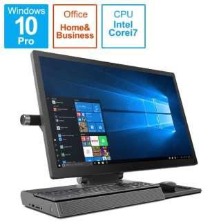 F0E50030JP デスクトップパソコン Yoga A940 アイアングレー [27型 /HDD:2TB /Optane:16GB /メモリ:16GB /2019年11月モデル]