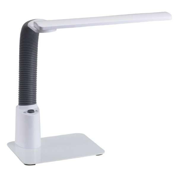 LEDデスクランプ DS-LS16B-W