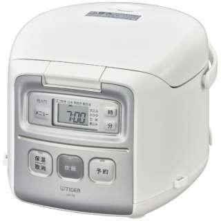 炊飯器 炊きたて ホワイト JAI-R552-W [マイコン /3合]