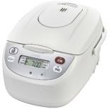 JBH-G102-W 炊飯器 炊きたて ホワイト [5.5合 /マイコン]
