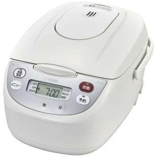 炊飯器 炊きたて ホワイト JBH-G182-W [マイコン /1升]