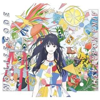 小林愛香/ NO LIFE CODE 初回限定盤 【CD】