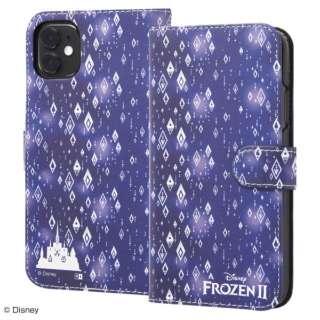iPhone 11 『アナと雪の女王2』/手帳型アートケース マグネット/『アナと雪の女王2/OTONA』 IN-DP21MLC2/FR004 『アナと雪の女王2/OTONA』