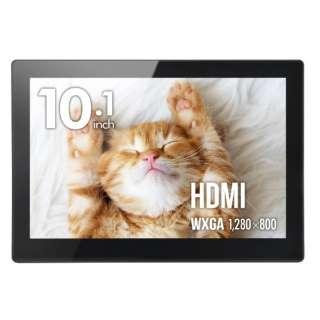 LCD-10000HT2 PCモニター plus one Touch [10.1型 /スクエア /WXGA(1280×800)]