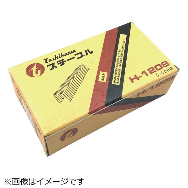 立川ピン製作所 タチカワ ステープル肩幅12mm長さ4mm5000本入り H-1204