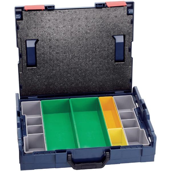 ボッシュ BOSCH L-BOXX エルボックス ボックスSパーツ入れ3付き L-BOXX102S3N