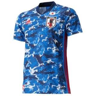 サッカー日本代表 2020 レプリカ ホーム ユニフォーム Japan Home Jersey(Oサイズ/トゥルーブルー) ED7350