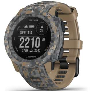 010-02064-D2 INSTINCT Tactical Camo Coyote Tan