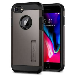iPhone 8 Tough Armor 2 Gunmetal