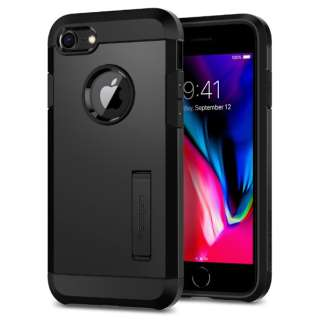 iPhone 8 Tough Armor 2 Black