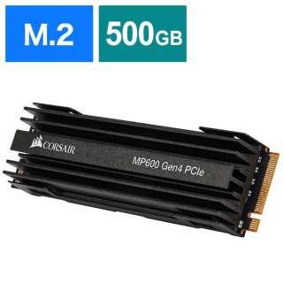内蔵SSD CSSD-F500GBMP600 Force Series Gen.4 PCIe MP600 500GB NVMe M.2 SSD [M.2 /500GB]