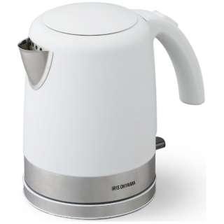 デザインケトル ホワイト IKE-D1000-W