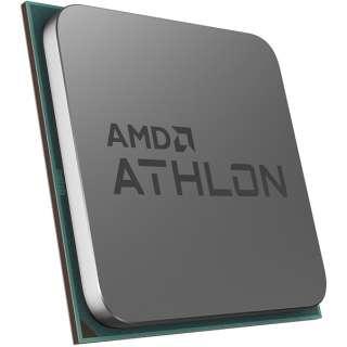 〔CPU〕 AMD Athlon 3000G (2C4T、TDP35W、AM4)With Cooler YD3000C6FHBOX