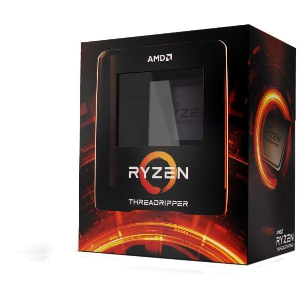〔AMD CPU〕 Ryzen Threadripper 3960X BOX 100-100000010WOF
