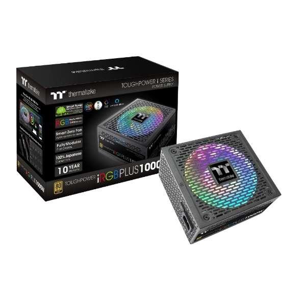PC電源 TOUGHPOWER DIGITAL iRGB PLUS 1000W GOLD PS-TPI-1000F3FDGJ-1 [1000W /ATX /Gold]