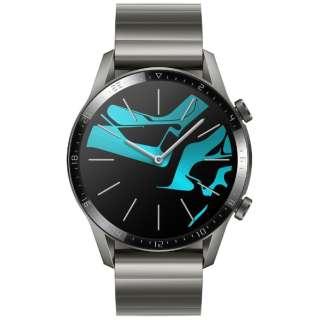WATCHGT246MMGR スマートウォッチ Watch GT2 46mm Titanium Gray