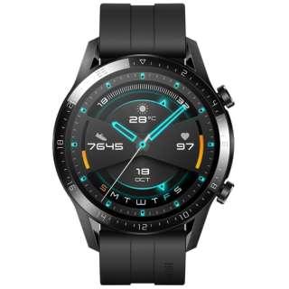 WATCHGT246MMBK スマートウォッチ Watch GT2 46mm Matte Black