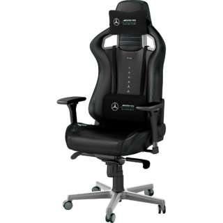 noblechairs ゲーミングチェア EPIC Mercedes-AMG Petronas Motorsport Edition NBL-PU-MAP-002