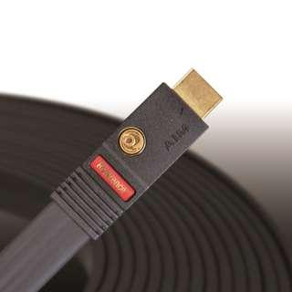 【HDMIフラットケーブル】PAVA-FLR05MK2 PAVA-FLR05MK2 [5m /HDMI⇔HDMI /スタンダードタイプ]