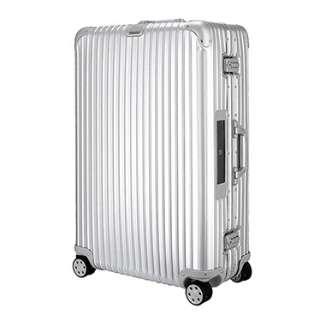 スーツケース 98L TOPAS(トパーズ) シルバー 923.77.00.5 [TSAロック搭載]