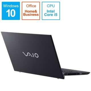 VJS15490411B ノートパソコン VAIO S15 ブラック [15.6型 /intel Core i5 /HDD:1TB /メモリ:8GB /2019年11月モデル]