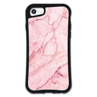 iPhone6/6s/7/8 WAYLLY-MK セット ドレッサー 大理石 ピンク mkdrs-set-678-pk