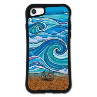 iPhone6/6s/7/8 WAYLLY-MK × Colleen Malia Wilcox セット ドレッサー ウェーブ mkcln-set-678-wav