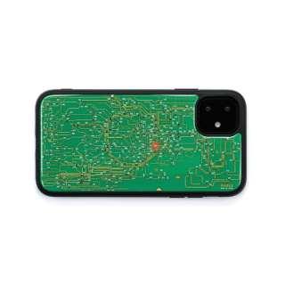 iPhone11 FLASH 東京回路線図 ケース IP11-010G