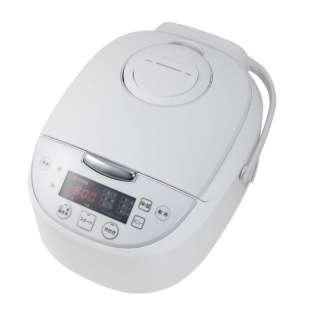 BCS-550-W 炊飯器 [5.5合 /マイコン]