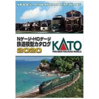 【Nゲージ】25-000 KATO Nゲージ・HOゲージ鉄道模型カタログ 2020
