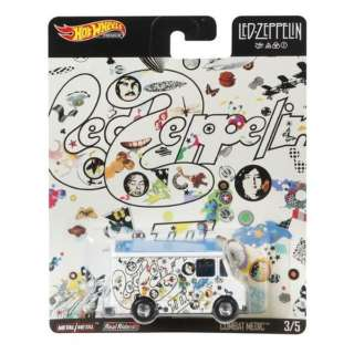 【店舗のみの販売】 GJR16 HW ポップカルチャーアソート Led Zeppelin COMBAT MEDIC