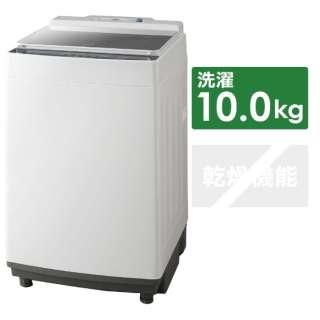 KAW-100A 全自動洗濯機 [洗濯10.0kg /乾燥機能無 /上開き]