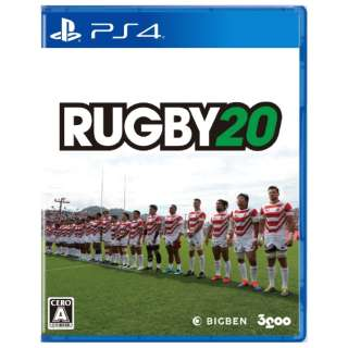 RUGBY 20 【PS4】