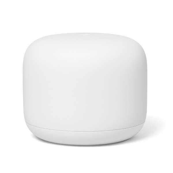 GA00595-JP wifiルーター Google Nest Wifi ホワイト [ac/n/a/g/b]