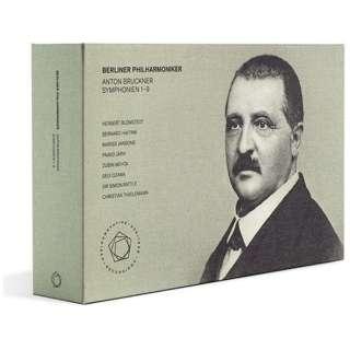 ベルリン・フィルハーモニー管弦楽団:ブルックナー:交響曲全集Blu-ray付 【CD】